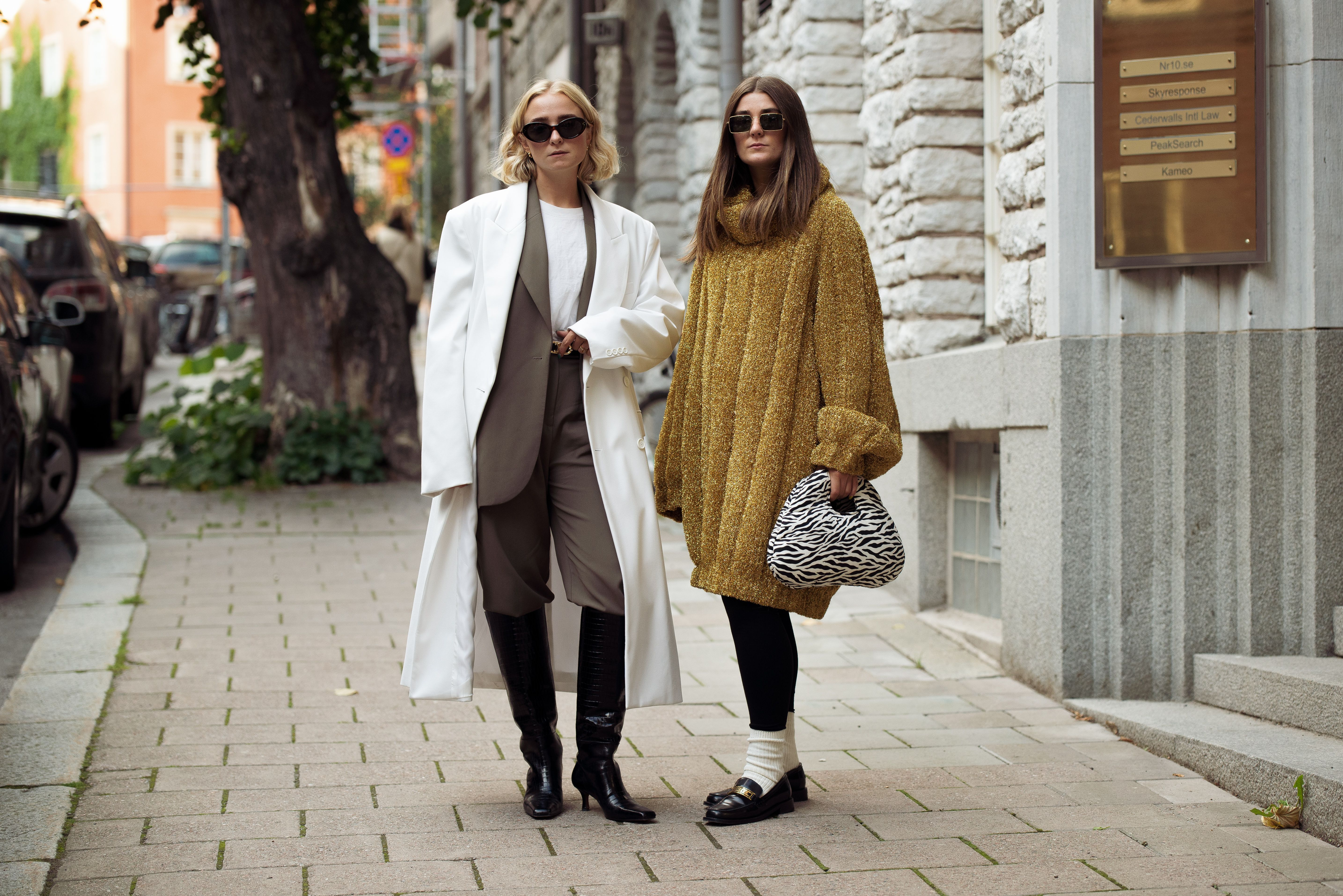 Vogue Scandinavia   The best street style from Stockholm Fashion ...