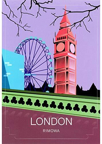 Rimowa Suitcase Sticker London