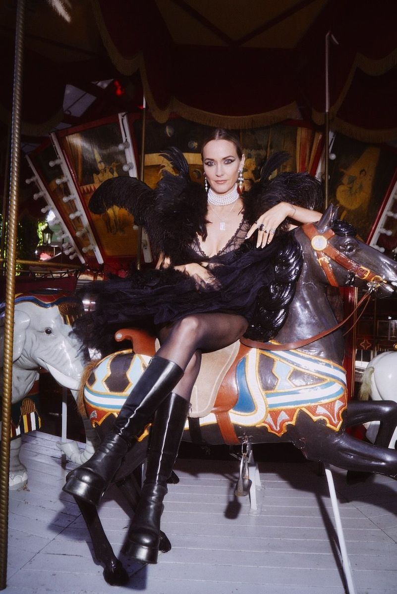 Maria Nilsdotter circus jewellery