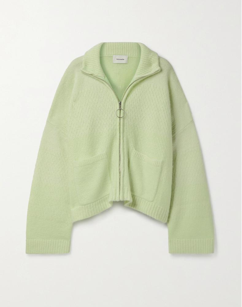 Holzweiler Tine knitted cardigan