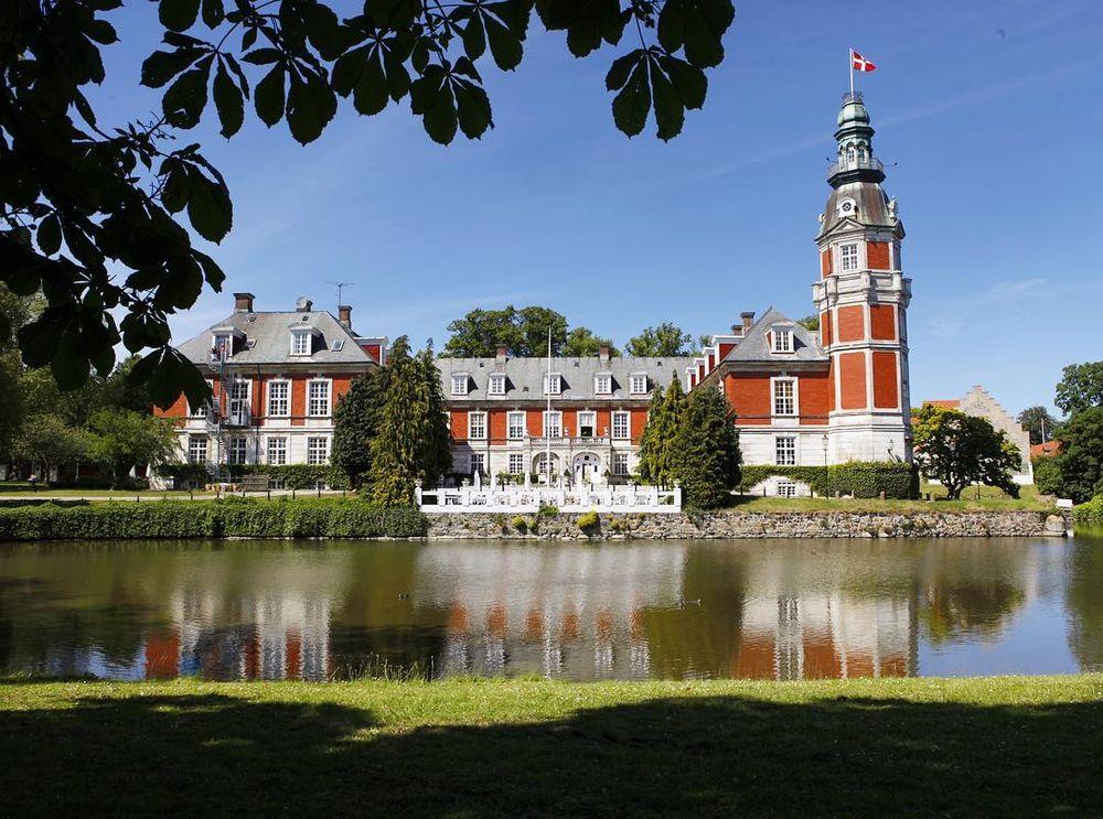 Hvedsholm Castle