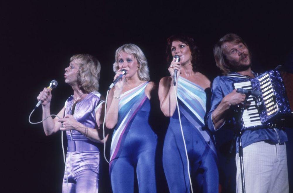 ABBA spandex 1979