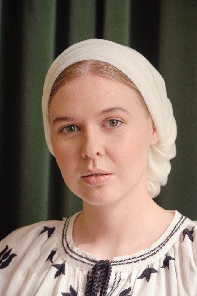 Russian Artist Vogue Scandinavia
