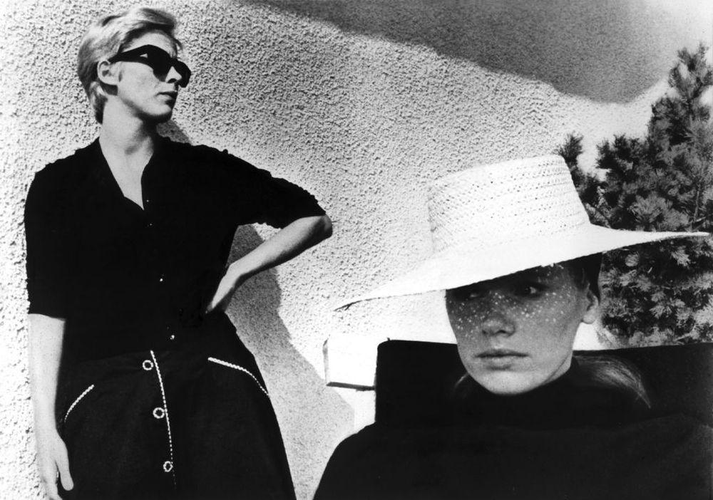 Bibi Andersson in Persona, 1966