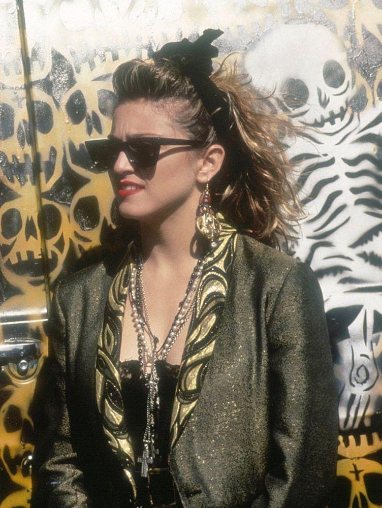 Madonna in Desperately Seeking Susan, 1985