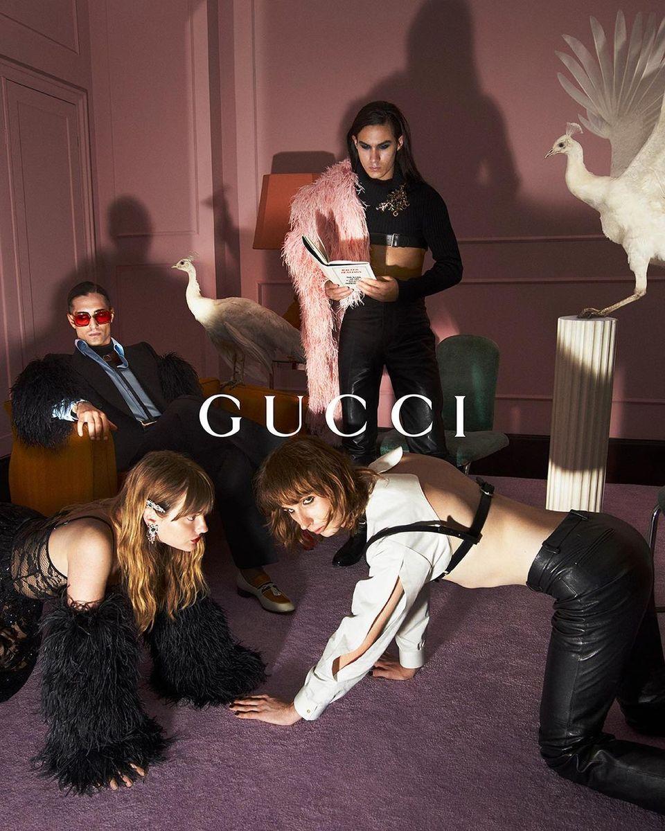 Gucci Manskin