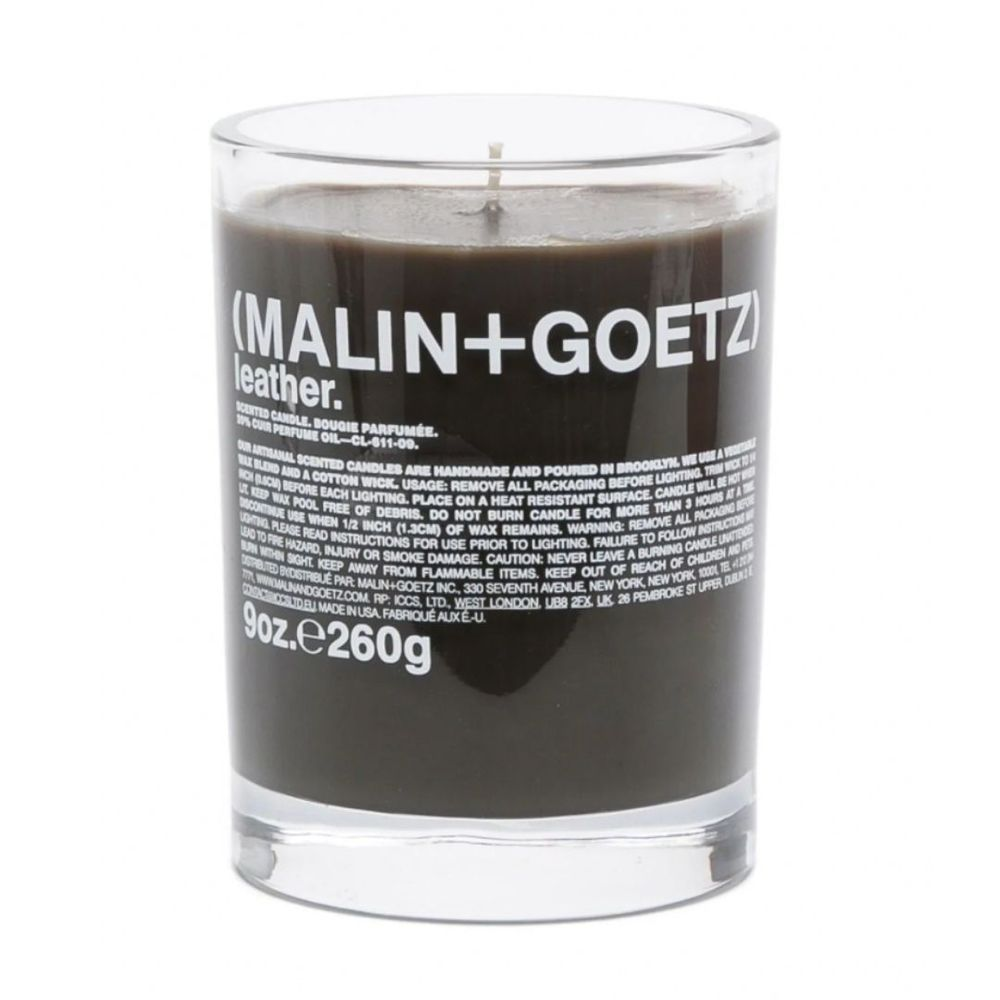 MALIN+GOETZ Leather scent candle