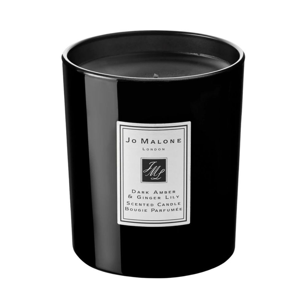 JO MALONE LONDON Dark Amber & Ginger Lily Scented Home Candle