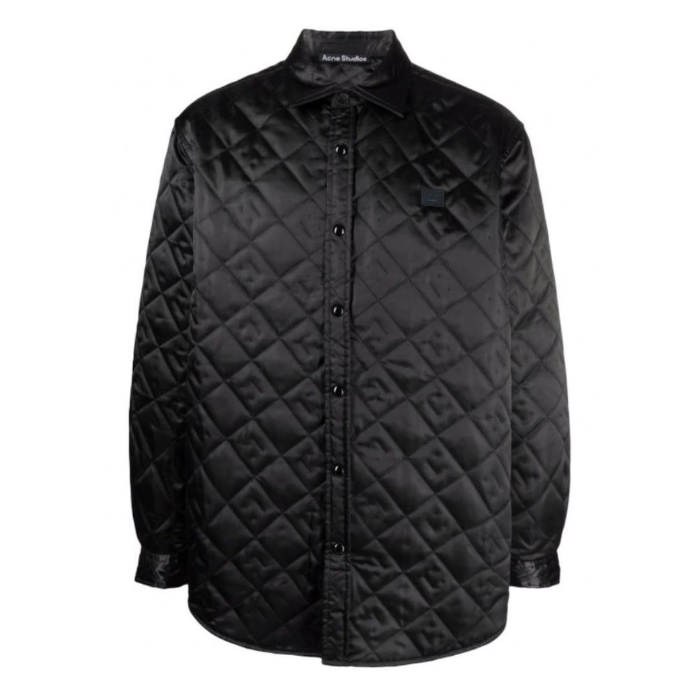 Acne Studios quilted lightweight jacket