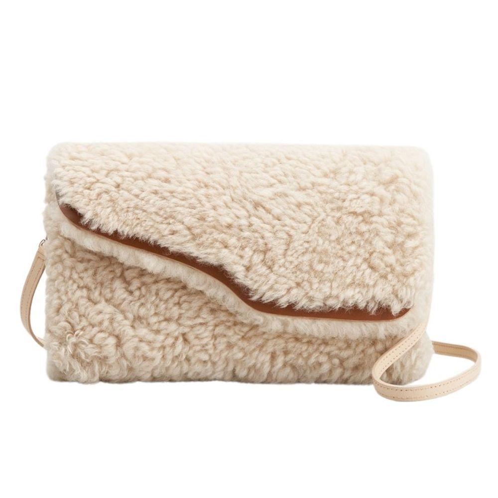 ATP Atelier  Corinaldo Vanilla Pouch Bag
