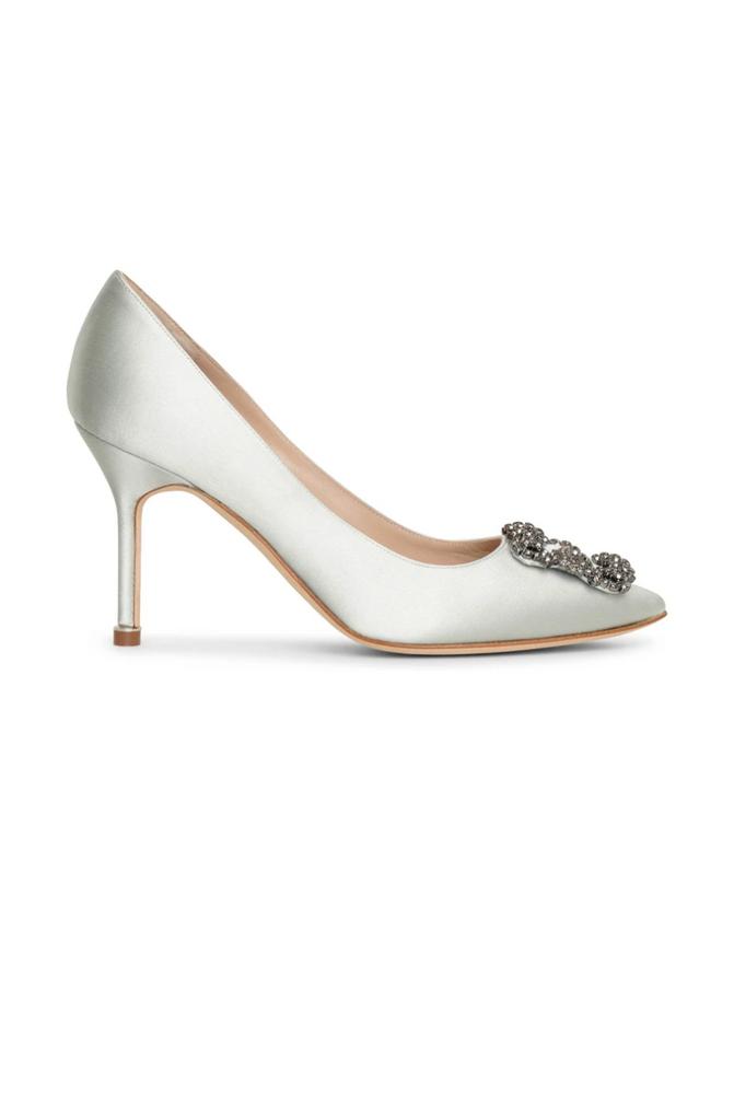 Manolo Blahnik Hangisi heels