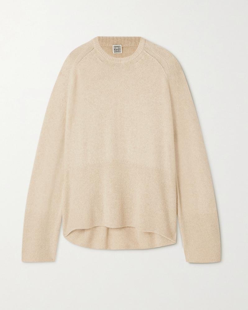 TOTÊME Wool-blend sweater
